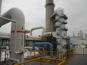 SRU tail gas treatment unit